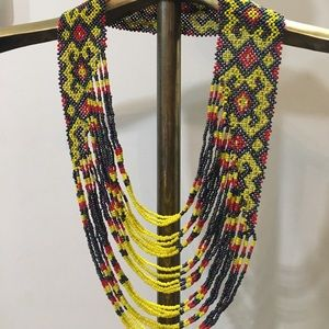 NEW! Beaded Necklace
